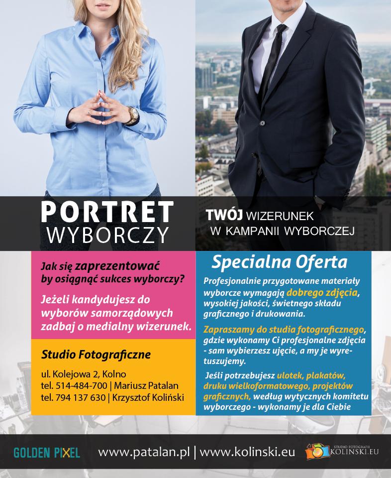 Twój Wizerunek W Kampanii Wyborczej Fotografia Kolno Zambrów