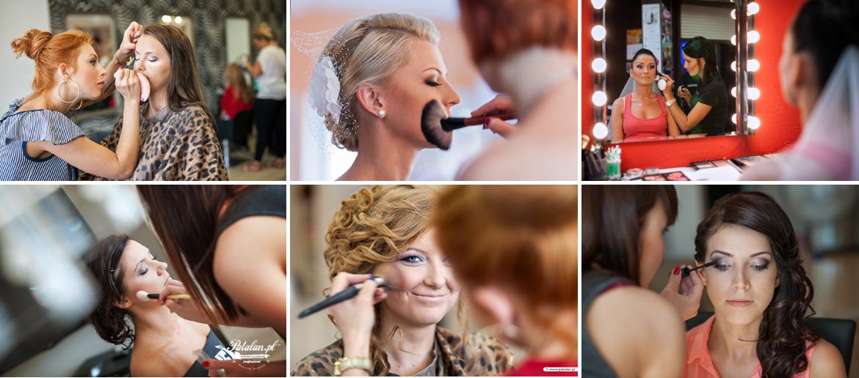 Przygotowania do ślubu wizażystka makijaż ślubny Łomża Zambrów makijaż ślubny na wesele kosmetyczka łomża zambrów ostrołeka
