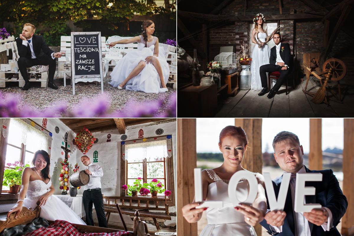 Galeria zdjęć z sesji w plenerze. Profesjonalne sesje ślubne w plenerze, Pomysły na plener ślubny, pomysły na sesje ślubne w plenerze, zwariowane plenery ślubne