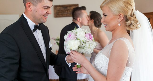 Reportaż ślubny Martyny i Daniela