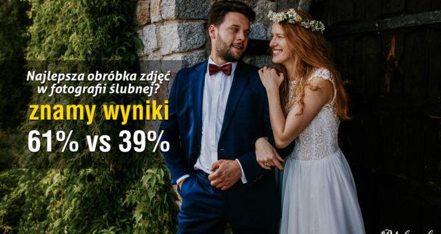 Nowe trendy i najlepsza obróbka zdjęć w fotografii ślubnej